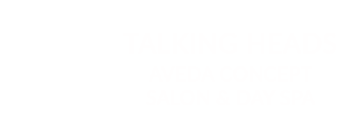 Talking Heads Salon Logo